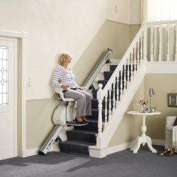Výťah na schody pre vozíčkárov- Homeglide