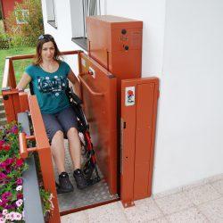 Domáci výťah pre ZŤP - Z300