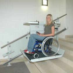 Výťah pre vozíčkárov