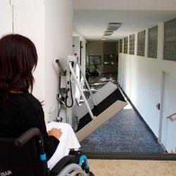 Zdvíhacia plošina pre telesne postihnutýchZdvíhacia plošina pre telesne postihnutých