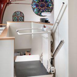 Šikmá schodisková plošina (alebo aj výťah pre imobilných) SP Delta