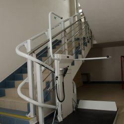 Šikmá schodisková plošina pre ZŤP