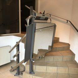 Schodisková plošina pre vozičkára