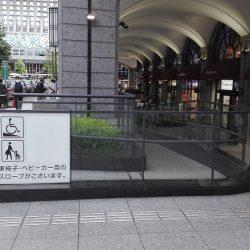 Kyoto nákupné centrum