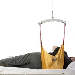 Vak pre polohovanie bariatrických pacientov. Zdvihový objem do 500kg.