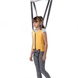 Aktívna vesta pre deti. Ideálny pre tréning chôdze detí so sníženou vyváženosťou. Zdvihový objem do 255kg.