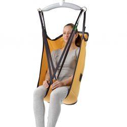 Všeobecný Vak používaný na zdivh ležiacej alebo sedacej polohy. Zdvihový objem do 255kg.