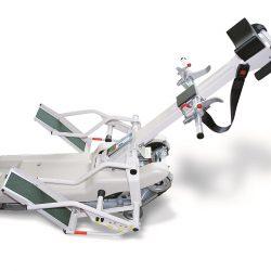 Podporné rampy pre invalidný vozík