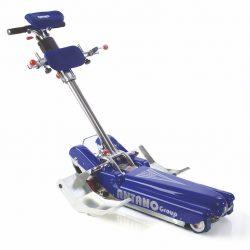 Podporné rampy pre invalidné vozíky