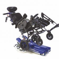 Podporné rampy pre mechanické vozíky
