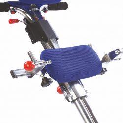 Odklopené bezpečnostné úchyty na invalidné vozíky