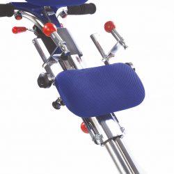 Bezpečnostné úchyty na invalidné vozíky