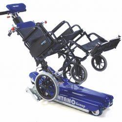Prídavné rampy na mechanické vozíky aj s hlavovou opierkou