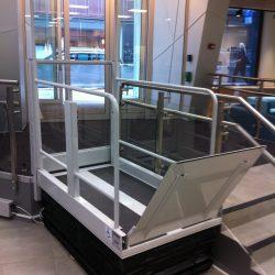 Plošina pre vozičkárov