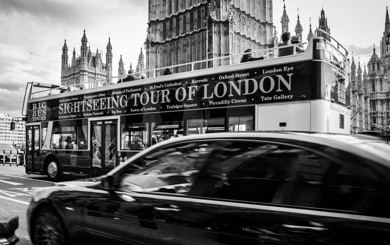Londýn (Foto: Radoslav Malenovský)
