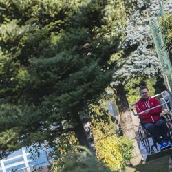 Šikmá schodisková plošina - SP Omega