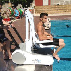 Mobilný bazénový zdvihák - I swim