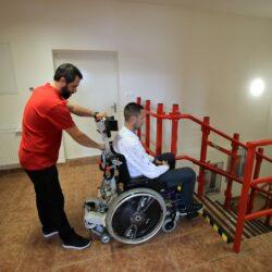 Schodolez pre vozičkárov