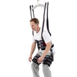 cvičenie so stropným zdvihákom